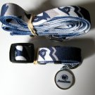 Penn State University Nittany Lions Pet Dog Set Leash Collar ID Tag Large