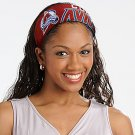 Colorado Avalanche Littlearth FanBand Hockey Jersey Headband Cute