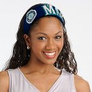 Seattle Mariners Littlearth FanBand Baseball Jersey Headband Cute