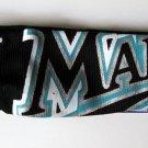 Florida Marlins Littlearth FanBand Baseball Jersey Headband Cute