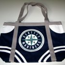 Seattle Mariners Littlearth Tailgate Large Canvas Tote Bag
