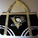 Pittsburgh Penguins Littlearth Tailgate Canvas Tote Bag