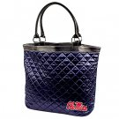 University of Mississippi Ole Miss Rebels Littlearth Quilted Tote Bag Purse