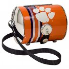 Clemson University Tigers Littlearth Petite Purse Bag