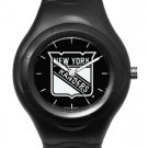 New York Rangers Black Shadow Watch