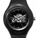Cleveland Cavaliers Black Shadow Watch