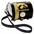 University of Iowa Hawkeyes Littlearth Petite Purse Bag