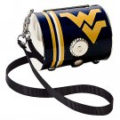 West Virginia University Mountaineers Littlearth Petite Purse Bag