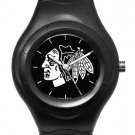 Chicago Blackhawks Black Shadow Watch