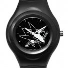 San Jose Sharks Black Shadow Watch