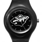 Minnesota Wild Black Shadow Watch