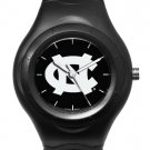 North Carolina University Tar Heels Black Shadow Watch
