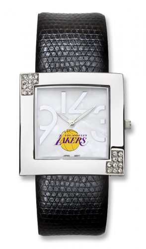 Los Angeles Lakers Glamour Ladies Fashion Watch