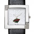 Minnesota Wild Glamour Ladies Fashion Watch