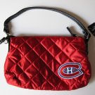 Montreal Canadiens Littlearth Quilted Purse Wristlet