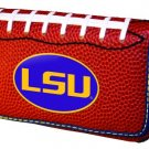 Louisiana State University LSU Tigers Football Leather iPhone Blackberry PDA Cell Phone Case