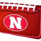 Nebraska University Cornhuskers Football Leather iPhone Blackberry PDA Cell Phone Case