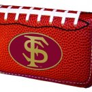 Florida State University Seminoles Football Leather iPhone Blackberry PDA Cell Phone Case