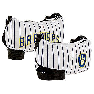 Milwaukee Brewers Baseball Jersey Purse Bag