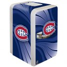 Montreal Canadiens Portable Party Fridge Refrigerator or Warmer
