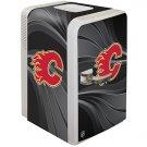 Calgary Flames Portable Party Fridge Refrigerator or Warmer