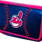 Cleveland Indians Baseball Leather iPhone Blackberry PDA Cell Phone Case