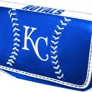 Kansas City Royals Baseball Leather iPhone Blackberry PDA Cell Phone Case