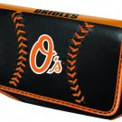 Baltimore Orioles Baseball Leather iPhone Blackberry PDA Cell Phone Case
