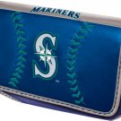 Seattle Mariners Baseball Leather iPhone Blackberry PDA Cell Phone Case