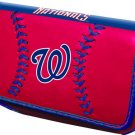 Washington Nationals Baseball Leather iPhone Blackberry PDA Cell Phone Case