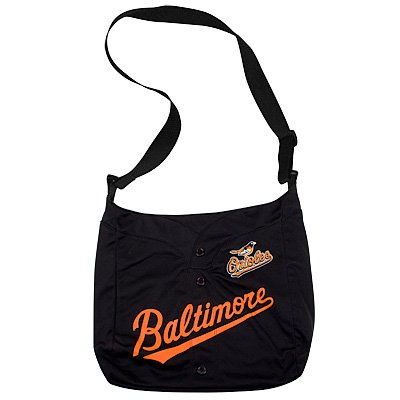 Baltimore Orioles Littlearth Home Run Baseball Jersey Tote Bag Gift