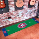 Montreal Canadiens Golf Putting Green Mat Carpet Runner