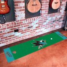 San Jose Sharks Golf Putting Green Mat Carpet Runner
