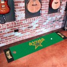 Dallas Stars Golf Putting Green Mat Carpet Runner