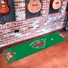 Minnesota Wild Golf Putting Green Mat Carpet Runner
