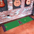 Los Angeles Angels Golf Putting Green Mat Carpet Runner
