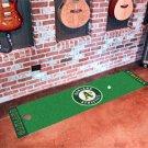 Oakland Athletics Golf Putting Green Mat Carpet Runner