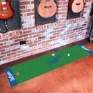 Los Angeles Dodgers Golf Putting Green Mat Carpet Runner