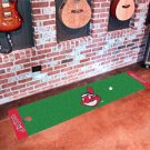 Cleveland Indians Golf Putting Green Mat Carpet Runner