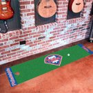 Philadelphia Phillies Golf Putting Green Mat Carpet Runner