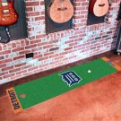 Detroit Tigers Golf Putting Green Mat Carpet Runner