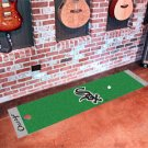 Chicago White Sox Golf Putting Green Mat Carpet Runner