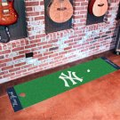 New York Yankees Golf Putting Green Mat Carpet Runner