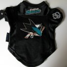 San Jose Sharks Pet Dog Hockey Jersey Premium XL Gift