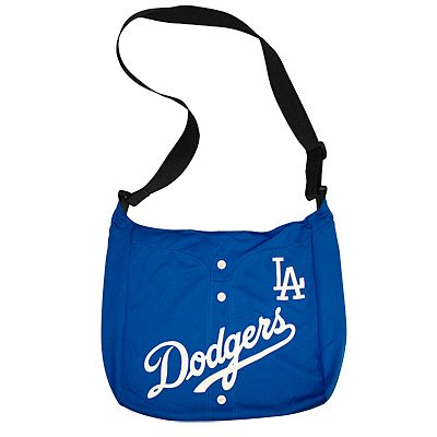 Los Angeles Dodgers Littlearth Home Run Baseball Jersey Tote Bag Gift