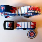 Chicago Cubs Pet Dog Leash Set Collar ID Tag Small