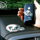 Miami Dolphins Get-A-Grip Car Helmet Grips Set for Phone PDA