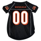 Cincinnati Bengals Pet Dog Football Jersey Small