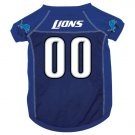 Detroit Lions Pet Dog Football Jersey Small v3