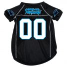 Carolina Panthers Pet Dog Football Jersey Small